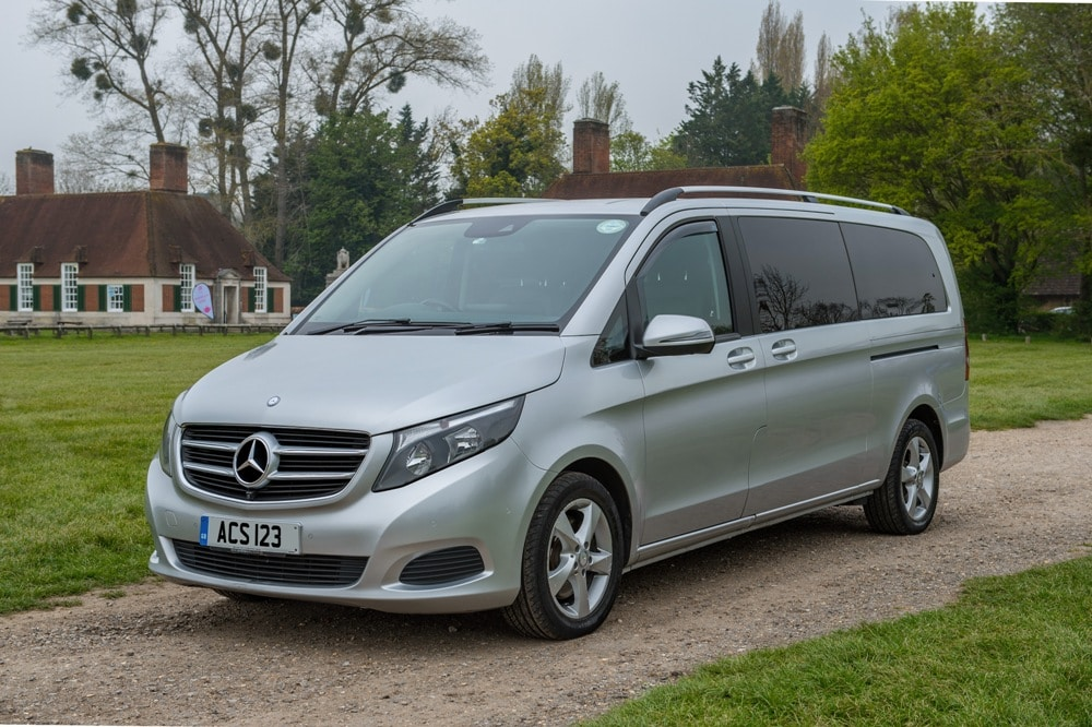 Executive MPV 7 Seater V Class