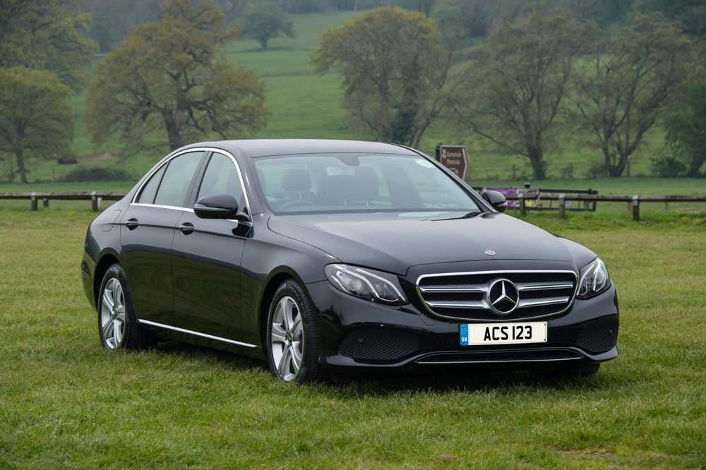 Executive Saloon E Class
