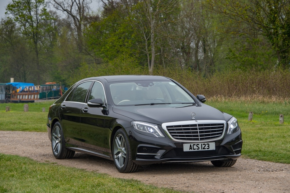 Prestige Executive Saloon S Class