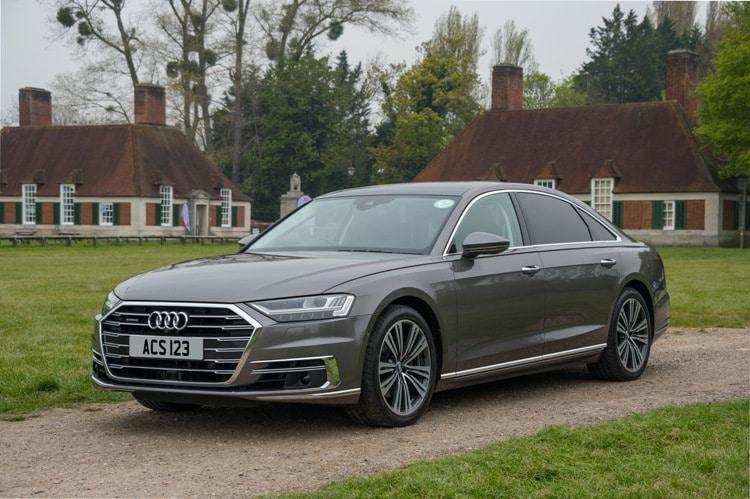 Prestige Saloon Audi A8L